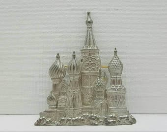 Intercession Cathedral Pin