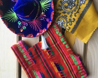 Dog Dress / Mexican Huipil style dog dress/Dog girl dresses / Dog clothes Mexican style / Mexican Dog dresses