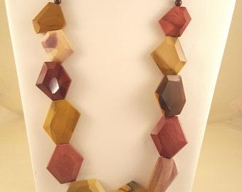 Rare Mookaite Necklace
