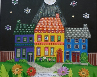 Messianic art, House Blessing