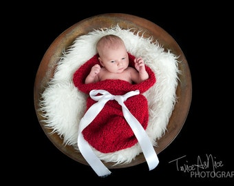 Newborn Baby Cocoon - You Choose Color