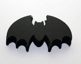 25 halloween vampire bats black bat die cuts halloween party supplies halloween - Halloween Pictures Bats