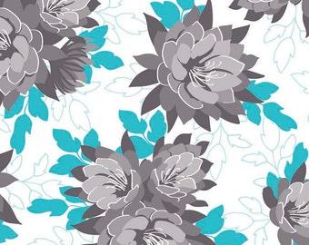 Desert Bloom by Riley Blake - Desert Main Blue, Yard