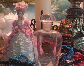 Three Flower Perfume Bottle