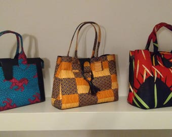 Boss Lady style bags