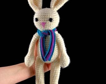 Bunny crochet pattern / PDF EN