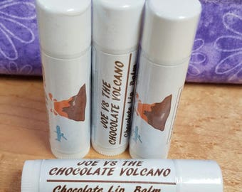 Joe VS The Chocolate Volcano  Lip Balm