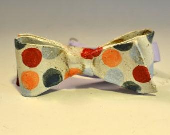 Isaiah - ceramic bowtie