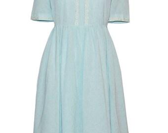 1940's Collared Dress