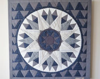 Mandala inner diamonds n.10,DETERMINATION, Spiritual healing object