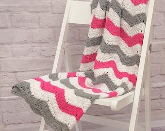 Crochet afgan blanket, baby blanket, cotton blanket