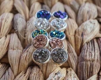 Dreaming of Druzy Earrings