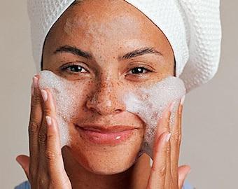 Oatmeal Calendula Chamomile Soap - Sensitive Skin - Natural Handmade Soap - Face Soap - Skin Healing Soap - Baby Soap - Teen Face