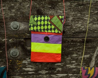 The Urge Adventure Pouch (Recycled Paragliders, Malawi, Africa)