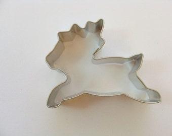 Reindeer  3 inch Cookie Cutter