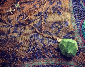 Serpentine Dream Necklace