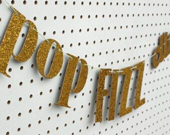 pop FIZZ clink Banner