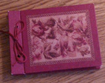 American Girl Scrapbook from Emily's Meet Accessories ... Nice Vintage Condition ... Retired