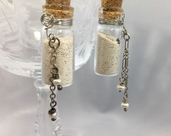 The Sands of Time Earrings