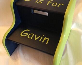 name step stool