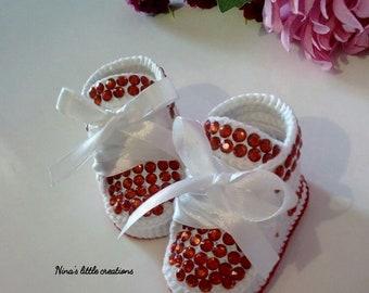 Newborn Crochet sneakers/baby crochet Sneakers