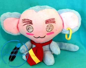 Revolutionary Girl Utena Chuchu plush toy