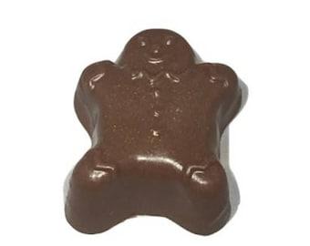 Gingerbread Man Soap Bar #2