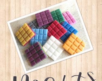 Wax melt bars (scent list in descrption)
