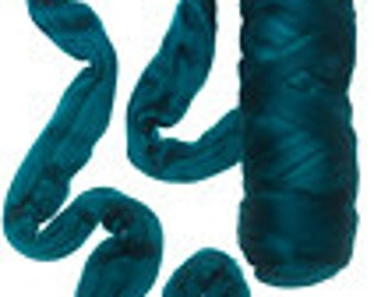 Merino wool roving super-fine,  Color: Jasper