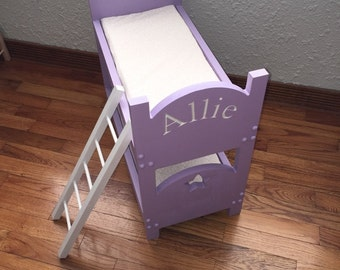 American Girl Bunk Bed - AG Dolls, Beds, Furniture