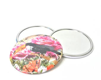 Toucan Pocket Mirror