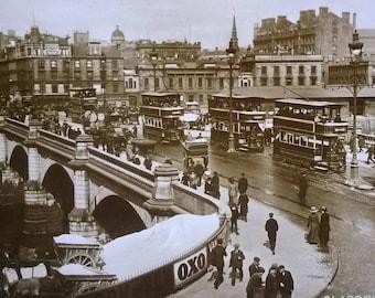 Photograph of  Glasgow Bridge