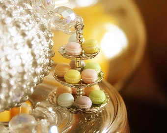 Macarons necklace