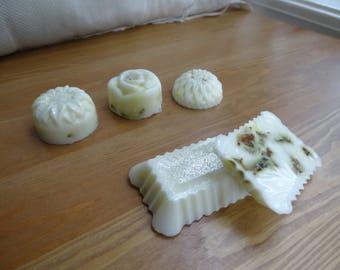 Double Butter Soap - Dye-free Rose