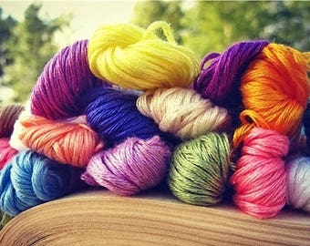 Embroidery Floss by ANCHOR - 48 skeins
