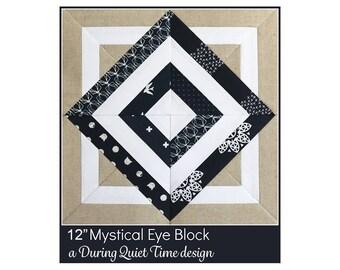 "12"" Mystical Eye Block"