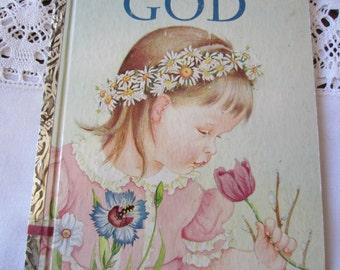 My Little Golden Book About God   - A Little Golden Book