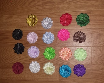 144  carnation flower  capia base for  capias corsages and crafts