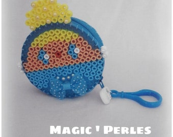 Character Princess purse/mirror