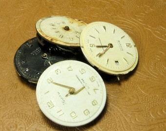 Vintage Watch Parts Watch Faces