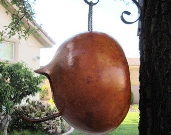 Gourd Birdhouse Natural Primitive Decoration