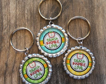 Teacher Gift, For Teacher, Christmas Gift, Teacher Appreciation, Teacher Keychain, For Teacher,Christmas Gift For Teacher,Cheap Teacher gift