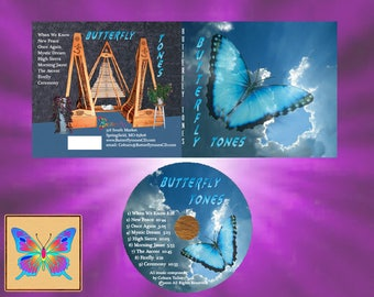 The Butterfly Tones CD Download