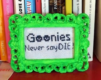 Goonies X Stitch