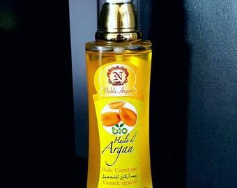 Argan oil 100% organic / 100ml
