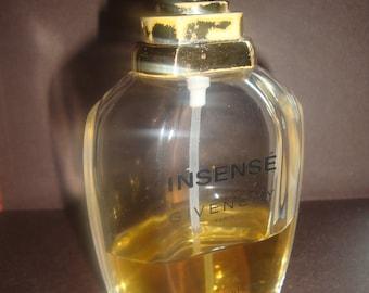 INSENSE GIVENCHY Eau De Toilette Bottle 100ml Spray  Ultra Rare!