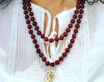 OM Yogi Necklace