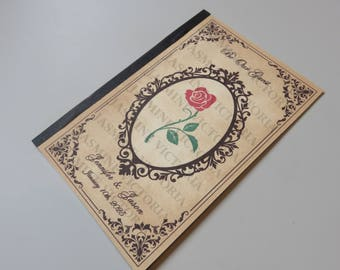 Be Our Guest Fairytale Storybook Wedding Invitations