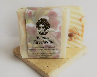Bonn Cherry blossom. Handmade & vegan soap. palm oil Free