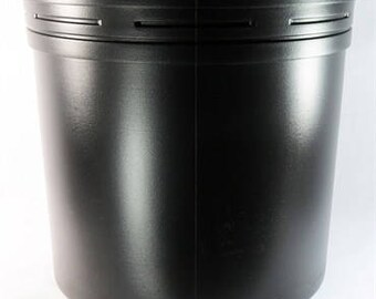 10 Gallon Nursery Pot, Qty. 5, Trade 10 Gallon Nursery Container, Heavy Weight